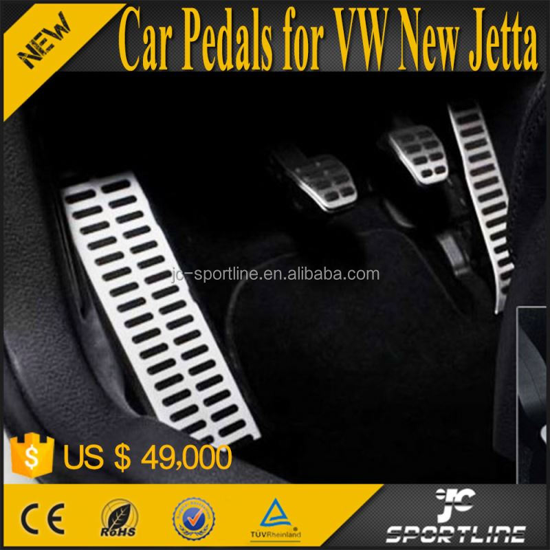 Steel Fuel Brake Jetta Foot Pedals AT for VW New Jetta Passat Touran <strong>Beetle</strong> Non-Drilling