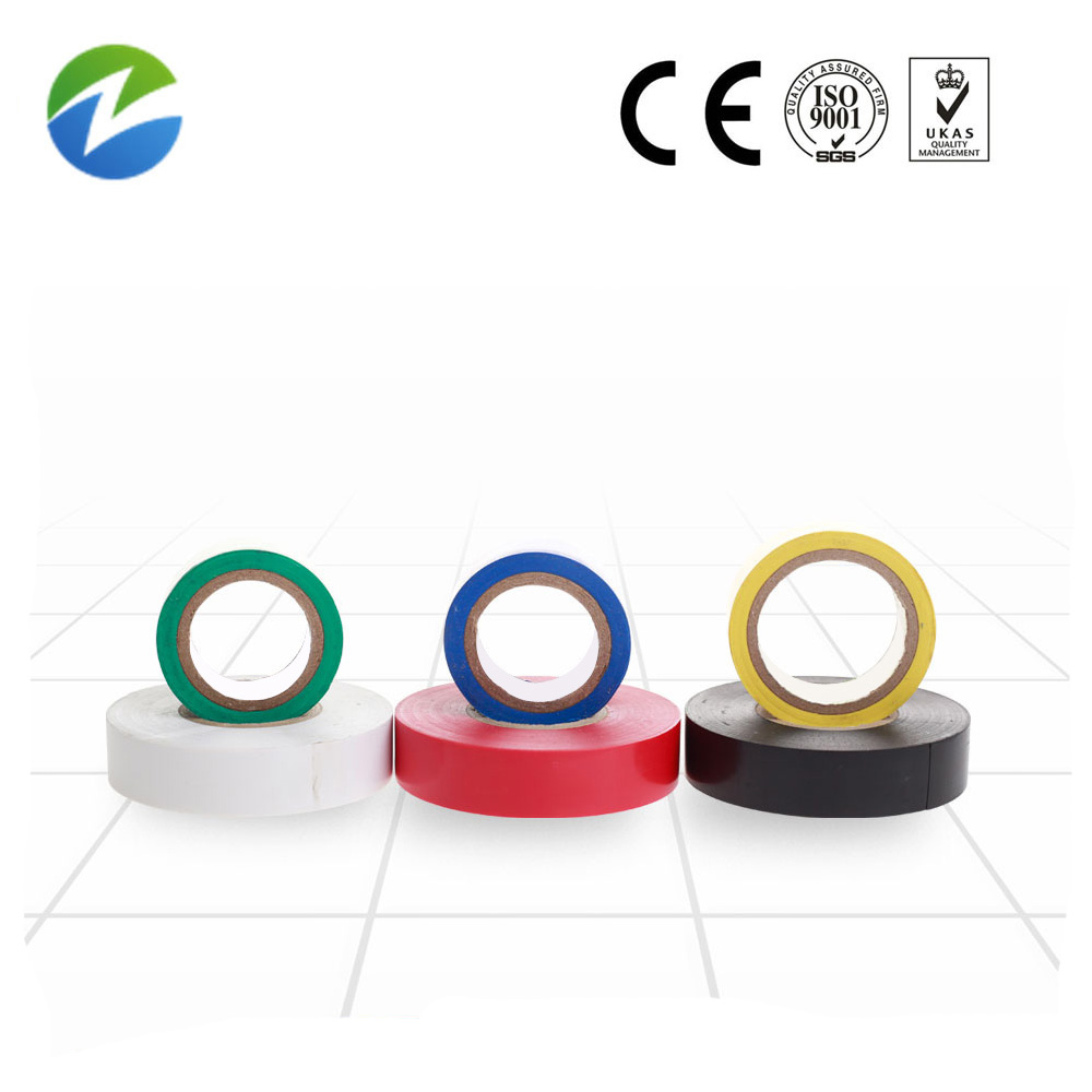high quality pvc tape waterproof electrical insulation tape