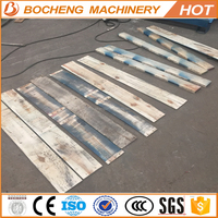 Pallet electric dismantling cutting band saw machine