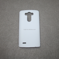 Bulk selling cheap price for LG G3 STYLUS sublimation blank 3d/2d case
