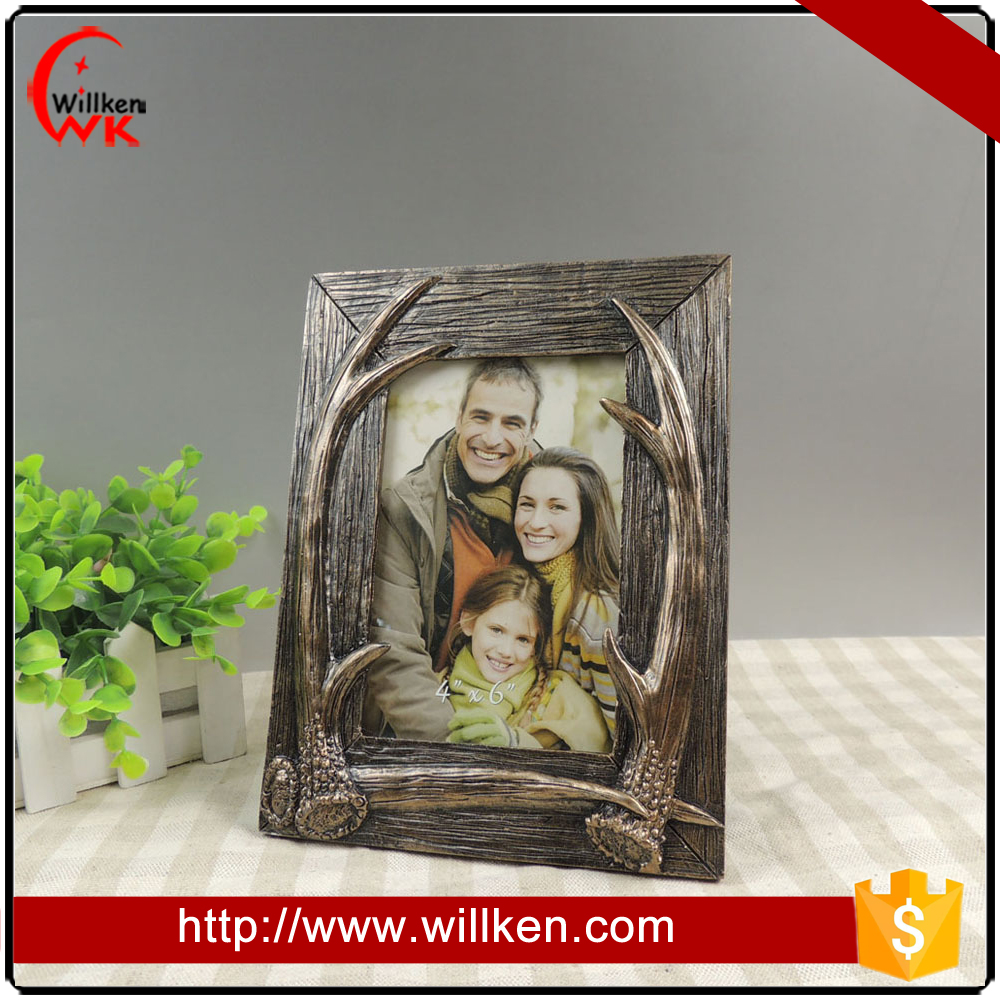 New product 2016 rhinestone picture frame with low price