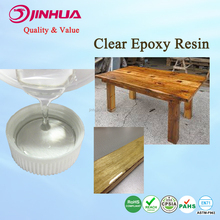 Hard Water Clear Epoxy Resin Adhesive for Woodtable Bartop Coating