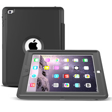 Luxury Detachable with Smart Megnetic Case for Ipad 2/3/4 PU Leather Flip Case
