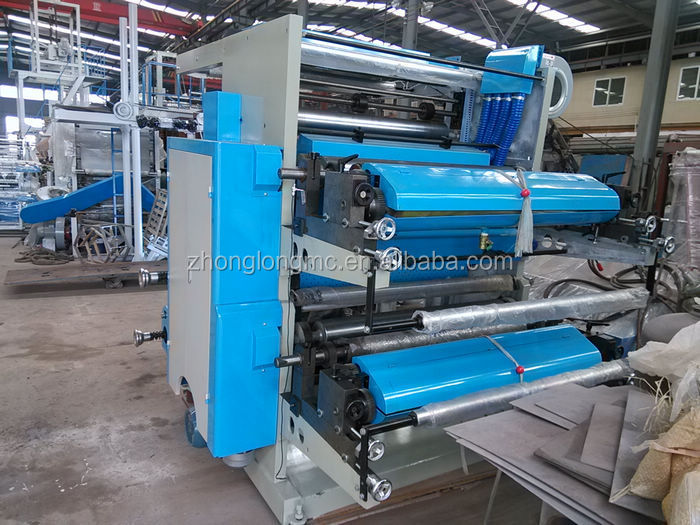 Flexography printing machine, flexo, flexographic
