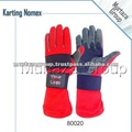 Karting Nomex gloves