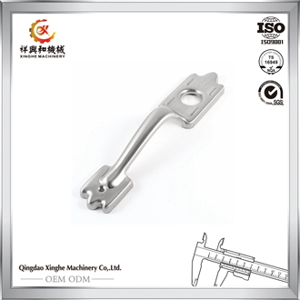 OEM aluminum door handle zinc die casting handle