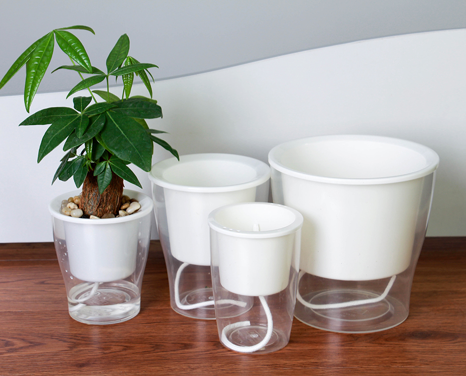 Indoor Flower Pot | Large Modern Planter,Container Great for Plant Stands