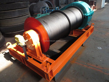 Large Capacity 3 Ton Electric Wire Rope Hoist Winch 220/380 Voltage