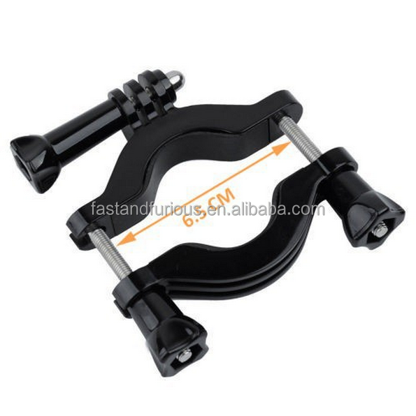 Wholesale High Quality GP65 Motorbike bike Large-caliber Roll Bar Mount for GoPro HD Hero3/2/1