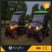 2016 Year Kingwoo EC Homologation Electric UTV Go Cart UTV For Europe Market