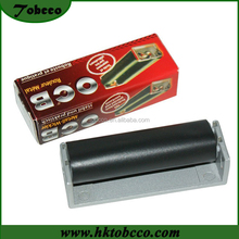Manual 70mm metal Cigarette Making Maker Rolling Tobacco Roller tobacco rolling machine