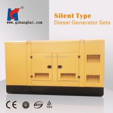 150hp marine engine soundproof diesel generator with deepsea controller 7320