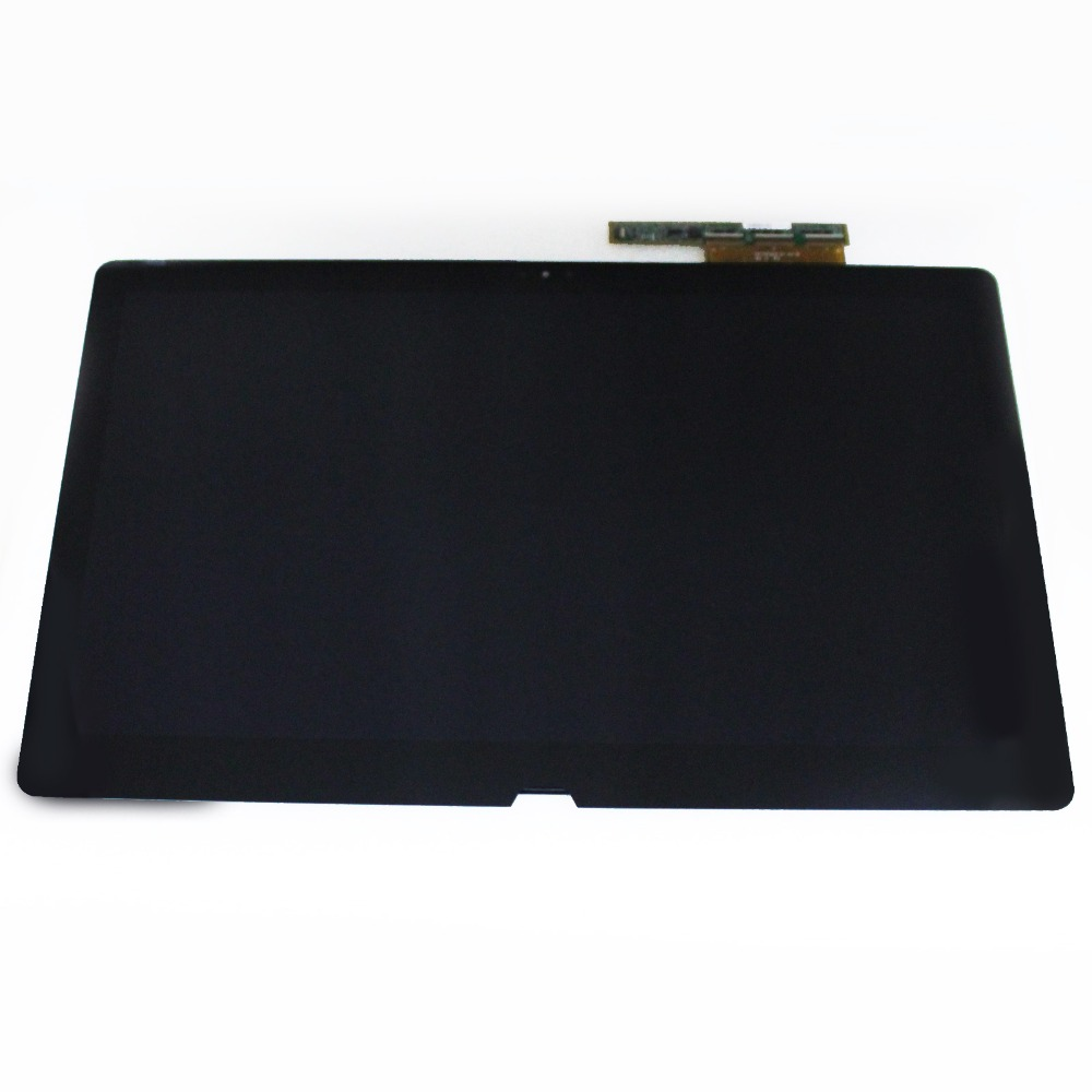 "15.6""Touch LCD Screen+Digitizer LP156WF4(SP)(<strong>U1</strong>) For Sony Vaio Flip SVF15N17CXB Assembly"