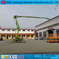 12m 16m CE diesel engine hydraulic articulated boom lift