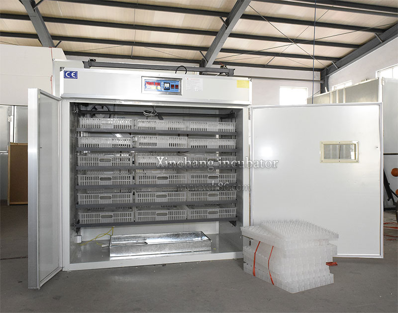 Dezhou factory 1584 egg incubator and poultry hatching machine for sale
