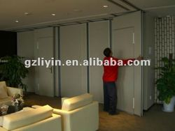 aluminium movable partition wall