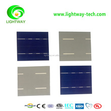 3X3-78mmx78mm A Grade cut Poly 4BB solar cells for small size solar panels