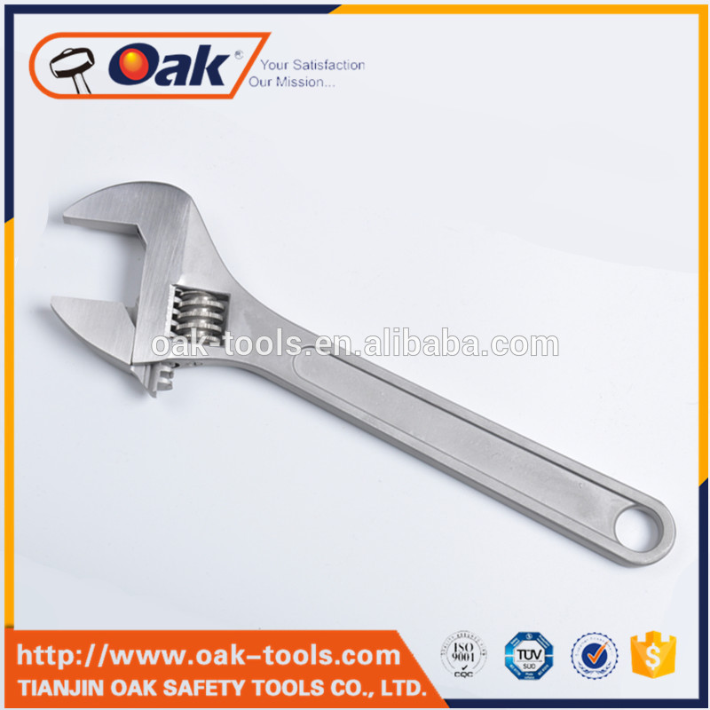Multifunctional adjustable tap wrench & round die handle general usage hardware adjustable wrench adjustable wren