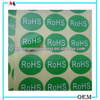 personlized self-adhesive label printed service supplier