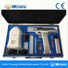 battery operated bone drill / surgical orthopedic drill with battery / orthopedic electric drill