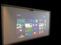 the most advanced laser technology Portable Interactive Whiteboard System for school ,office supplier