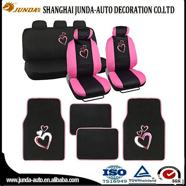 custom made auto accessories malaysia seat covers with air bag