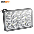 Mining vehicle off road led work light bar