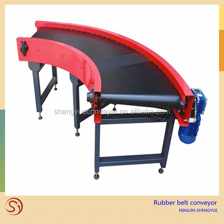 Hot Sale Factory Supply green flat glossy PVC conveyor belt