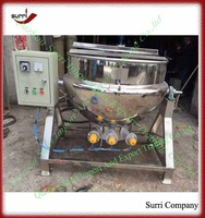 300L Jacketed Cooking Kettle