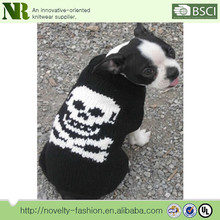 New trendy cheap sweater pet dog clothes free knitting pattern dog sweater