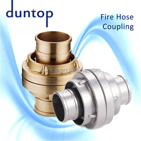 Fire hose coupling with low price and premium quality for fire equipment