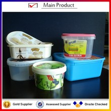 guangzhou in mould label factory plastic cup IML