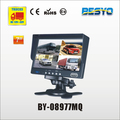 Vehicle reversing 4 quad reversing monitor BY-C08977MQ