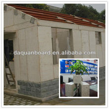 Model building materials Eps sandwich wall panel Substitute for traditional wall