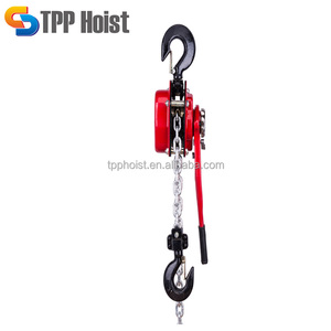 9Ton Hand Wrenching Chain Tackle Lever Hoist Tackle Pulley Block