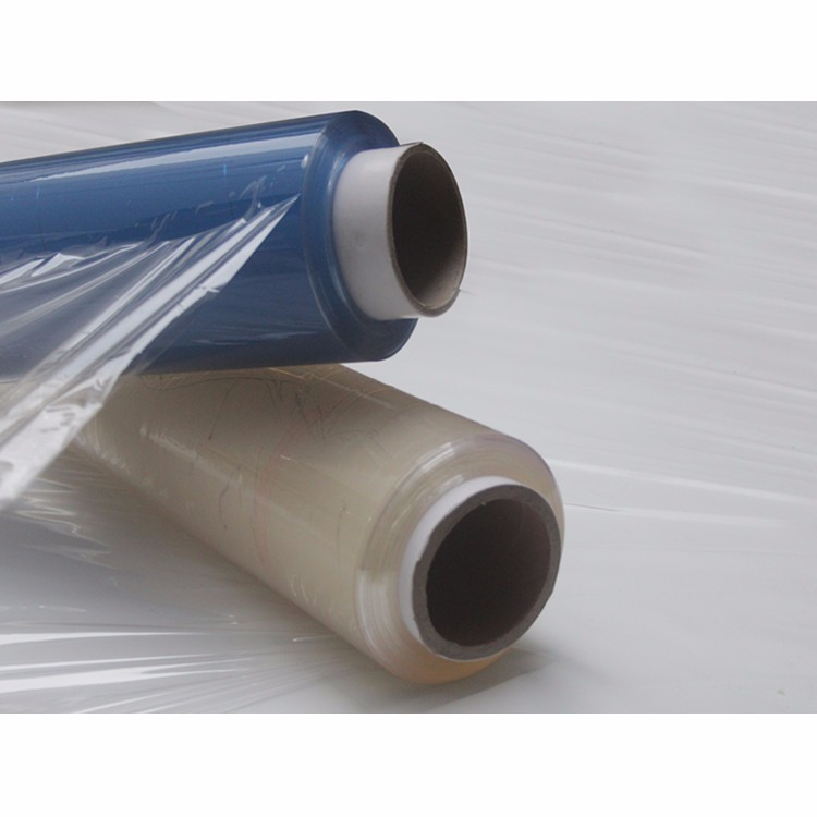 pvc protective sheet for wrap electronic stretch film in transparency