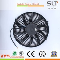 Hot selling Radiator Fan dc Motor 12v approved by CCC, CE