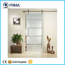 Hot selling room divider interior sliding glass door