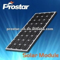 high quality photovoltaic solar panel 80w for street light