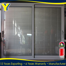 Australian standard as2047 lift and slide door/ double glazed aluminium lift and sliding door