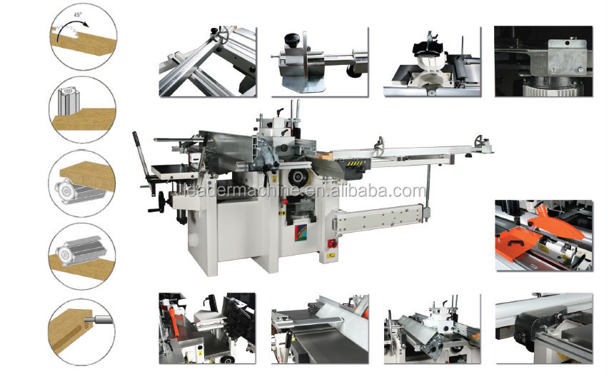 Model Woodworking MachineryMF2720 Universal Saw Blade Cutter