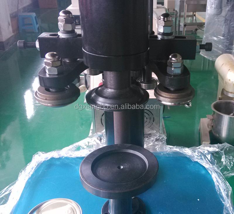 tin canning machine