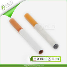 real cigarette imitation 8.0*84mm diameter with red led light