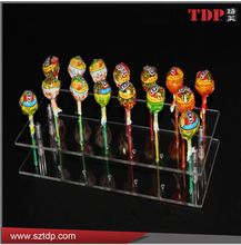 tabletop custom funny cute sweet Lollipop candy acrylic cake pops display Clear pop up stands acrylic cake pop stand for wedding