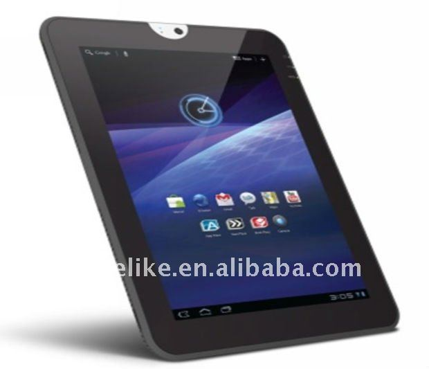 For Toshiba Tablet Transparent Screen protector