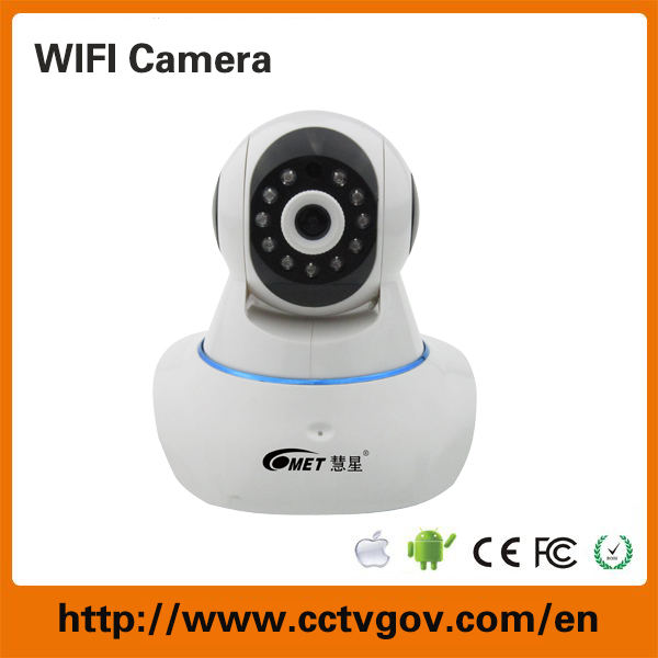 Smart Home Security P2P Wireless WIFI IP camera for care child