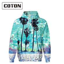 Hot sale good quality professional manufacture men custom sublimation pullover oversized hoodie