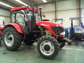 farm tractor 120hp 4WD DQ1204 Hot Sale