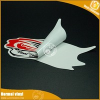 0.12mm A3 water proof motorcycle fuel tank stickers