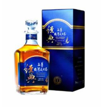 Taiwan Classic Distilled Blended Wisky Alcohol Content 40%